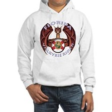 Cute Florida cracker horse Hoodie