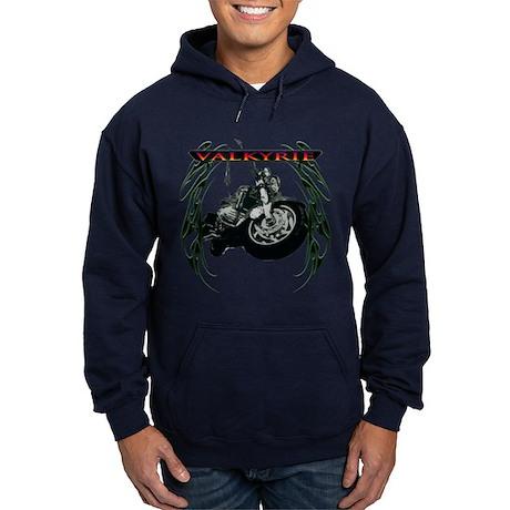 valkyrie rider gear Hoodie (dark)