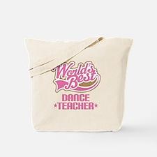 Dance Teacher Tote Bag