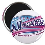 Team All Cheers! Magnet