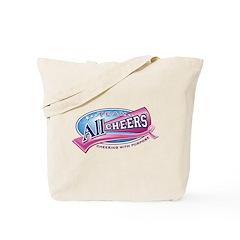 Team All Cheers! Tote Bag
