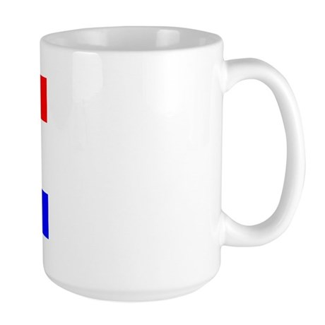 Wisconsin Liberal Large Mug