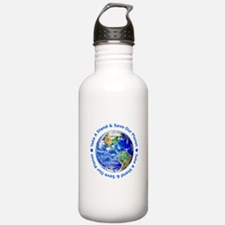 Save Our Planet! Water Bottle