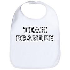 Team Branden Bib