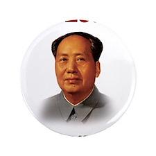 """Mao Zedong 3.5"""" Button"""