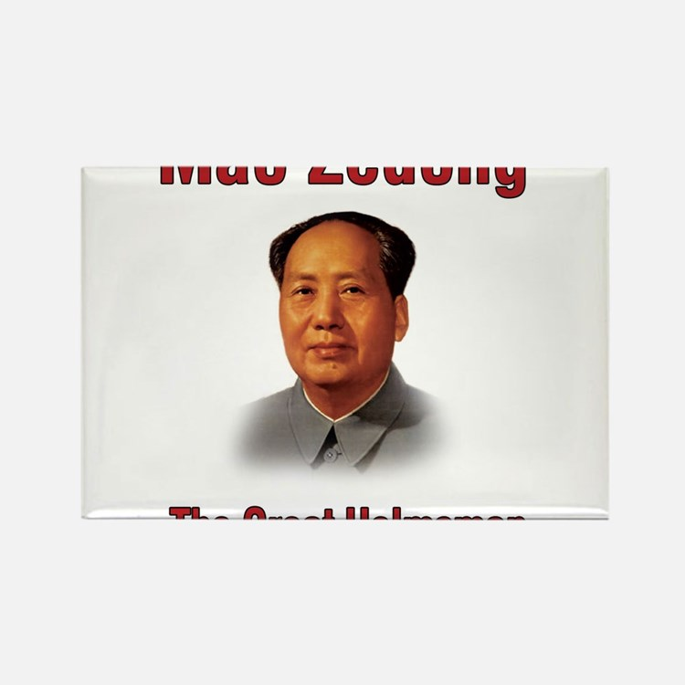 Mao Zedong Rectangle Magnet