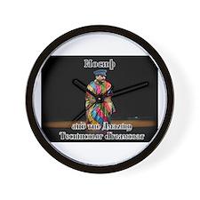 Joseph Dreamcoat Wall Clock