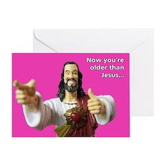 Greeting Card: Older than Jesus