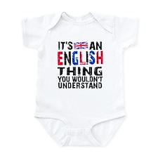 English Thing Infant Bodysuit