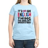 British Women's Light T-Shirt