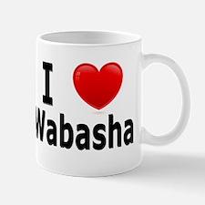 I Love Wabasha Mug