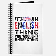 English Thing Journal