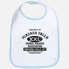 Niagara Falls Barrel Makers Bib