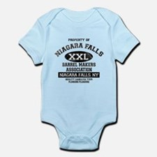 Niagara Falls Barrel Makers Infant Bodysuit