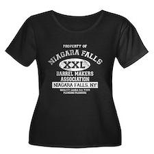 Niagara Falls Barrel Makers T