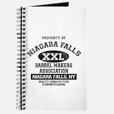 Niagara Falls Barrel Makers Journal