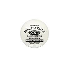 Niagara Falls Barrel Makers Mini Button (100 pack)
