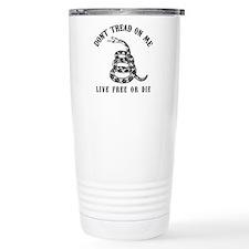 Don't Tread On Me Travel Mug