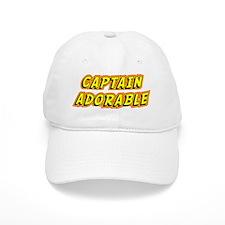Baseball Captain Adorable Baseball Cap