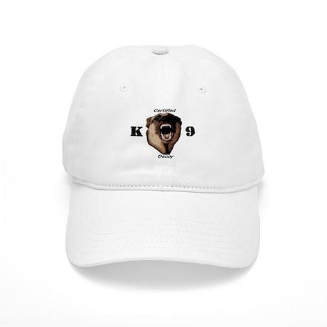 CK9D with dog Cap