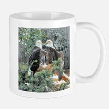 Bald Eagles in the Sun Mug