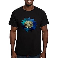 Rusalka Men's Fitted T-Shirt (dark)