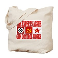 EXPERTS AGREE Tote Bag