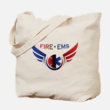 Flying Fire & EMS Tote Bag