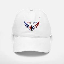 Flying Fire & EMS Baseball Baseball Cap