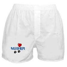 Cute Sleds Boxer Shorts