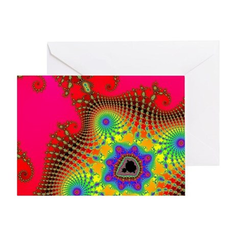 Seahorse Valley Zoom Greeting Card