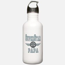 SuperStar Papa Water Bottle