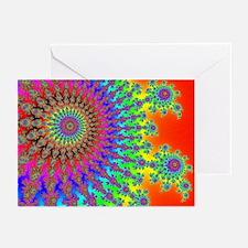 Rainbow Fireworks Greeting Cards (Pk of 20)