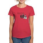 Incoherent Grandparents Women's Dark T-Shirt