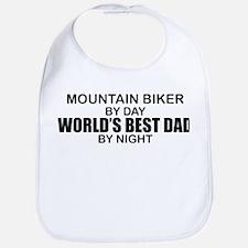 World's Greatest Dad - Mountain Biker Bib