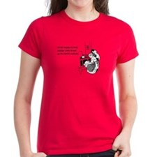 Stuffed Bird Women's Dark T-Shirt