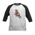 OOTS Attacks! Kids Baseball Jersey