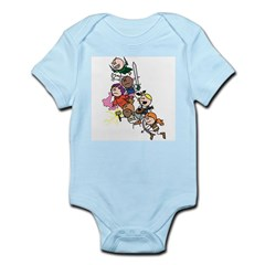 OOTS Attacks! Infant Bodysuit