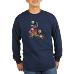 OOTS Attacks! Long Sleeve T-Shirt (navy)