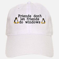 Friends don't let friends... Cap