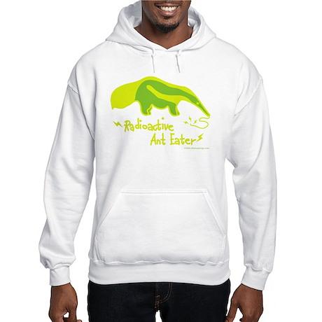 Radioactive Ant Eater! Hooded Sweatshirt