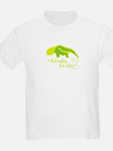 Radioactive Ant Eater! Kids T-Shirt