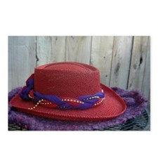 Red Hat Study Postcards (Package of 8)