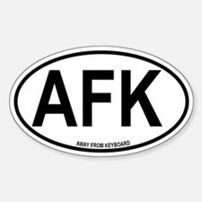 AFK Decal