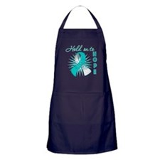 Cervical Cancer Apron (dark)