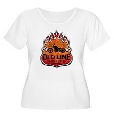 OLD LINE CUSTOMS BIKE SHOP T-Shirt