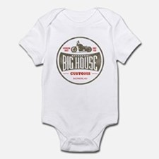 VINTAGE BIKER Infant Bodysuit