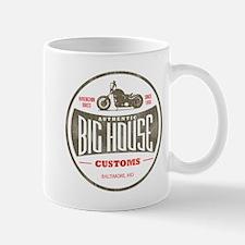 VINTAGE BIKER Small Small Mug