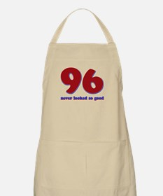 96 years never looked so good Apron