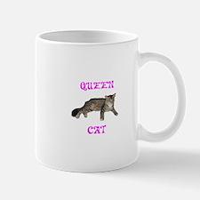 Queen Cat Mug